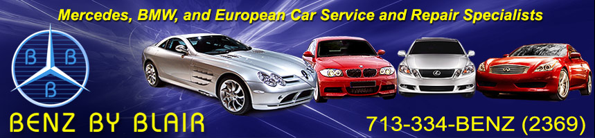 Mercedes Service Houston Texas